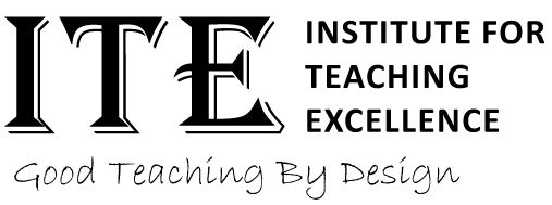 Institute for Teaching Excellence